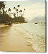 Sprecks Beach Canvas Print