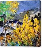 Spring 45214032 Canvas Print