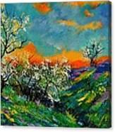 Spring 672101 Canvas Print