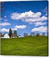 Spring In Shaker Village Canvas Print