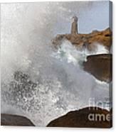 Spring Tide Canvas Print
