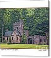Squires Castle Canvas Print