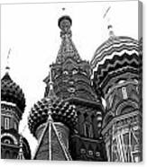 St. Basil's Cathedral 15 Canvas Print