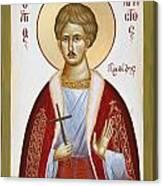 St Chrestos Of Preveza Canvas Print