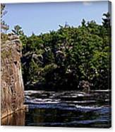 St. Croix River Bluffs  Canvas Print