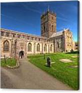 St Davids Cathedral 5 Canvas Print