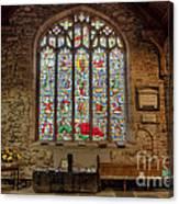 St Dyfnog Church Canvas Print