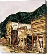 St. Elmo Nevada Canvas Print