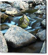 St Francis River At Dusk I Canvas Print
