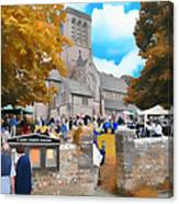 St. James Church Canvas Print