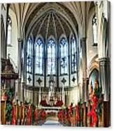 St Louis Church 2 Canvas Print