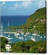 St Lucia Canvas Print