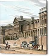St Luke's Hospital For Lunatics, London Canvas Print