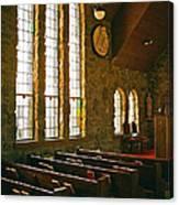 St Malo Church Canvas Print