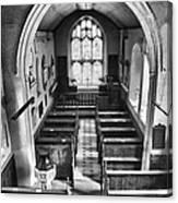 St Margaret Herringfleet Canvas Print