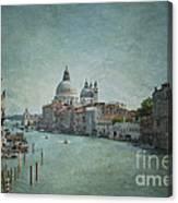 St Maria Della Salute Canvas Print