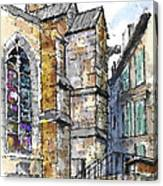 St. Martin's Cathedral Canvas Print