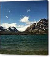 St Marys Lake Canvas Print