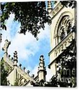 St Paul Cathedral Canvas Print