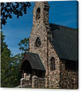 St. Peter's By-the-sea Protestant Episcopal Church Canvas Print