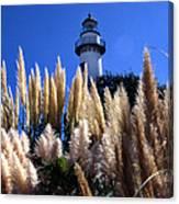 St Simons Lighthouse Canvas Print