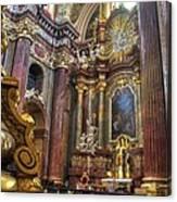 St Stanislaus - Posnan Poland Canvas Print