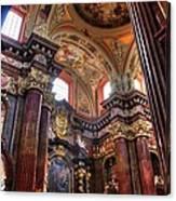St Stanislaus Parish Church Canvas Print