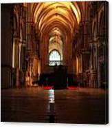 St Thomas Becket's Shrine Canvas Print