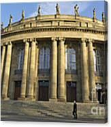 Staatstheater State Theater Stuttgart Germany Canvas Print