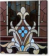 Stained Glass Lc 03 Canvas Print