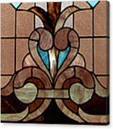 Stained Glass Lc 06 Canvas Print