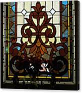 Stained Glass Lc 16 Canvas Print