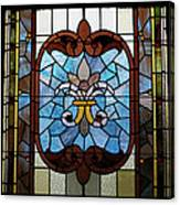 Stained Glass Lc 19 Canvas Print