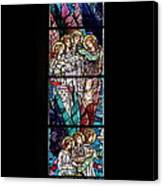 Stained Glass Pc 06 Canvas Print
