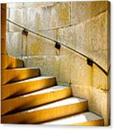 Stairs To Safety Canvas Print