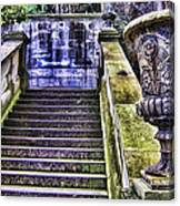 Stairway In Time Canvas Print