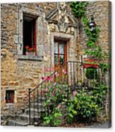 Stairway Provence France Canvas Print
