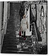 Stairway To.. Canvas Print