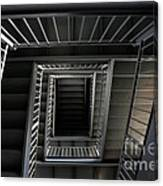 Stairway To.... Canvas Print