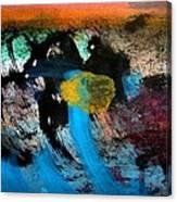 Stampede 04 Canvas Print