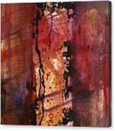 Standing Alone II Canvas Print
