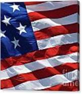 Star Spangled Banner - D001883 Canvas Print