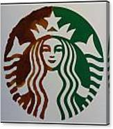 Starbuck The Mermaid Canvas Print