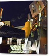 Stata Center Canvas Print