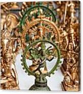 Statues For Sale Of Hindu Gods Canvas Print