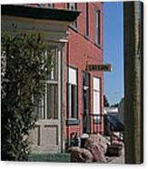 Stavely Tavern Canvas Print