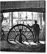Steamboat: Great Republic Canvas Print