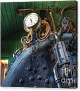 Steampunk 2 Canvas Print