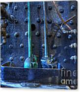 Steampunk 3 Canvas Print