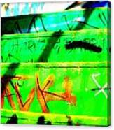 Step Up Canvas Print
